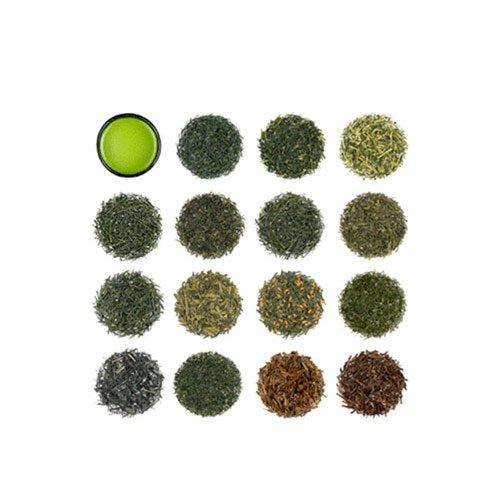 Grüner Tee Sortenvergleich