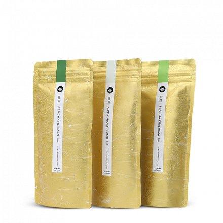 Basis Set Grüner Tee Bio
