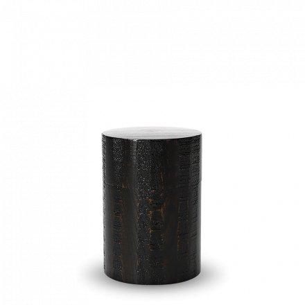 Teedose Japan Holz Keyaki Nokome