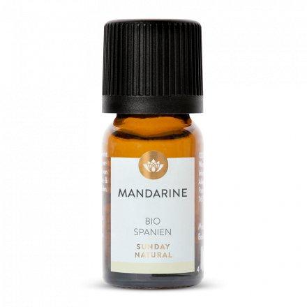 Mandarinenöl Grün Bio 500m