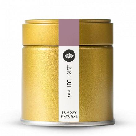 Matcha Tee Uji Premium Bio, 40g