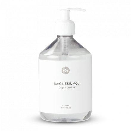 Magnesiumöl Zechstein Magnesiumchlorid 500ml