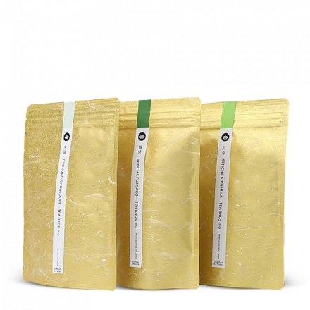 Teebeutel Set Grüner Tee Bio