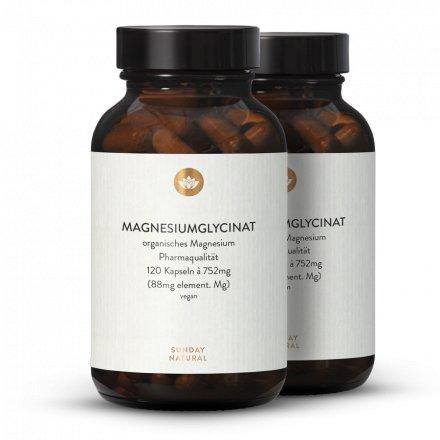 Magnesium Glycinat Kapseln