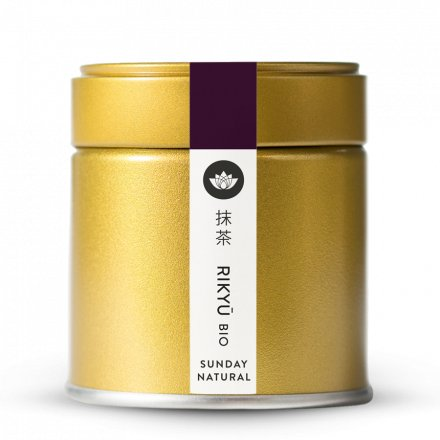Matcha Tee Rikyū Bio