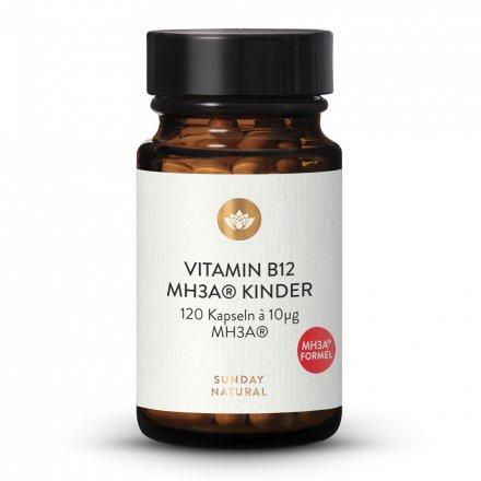Vitamin B12 MH3A® Formel Kinder 10µg