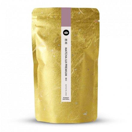 Matcha Tee Uji Premium Bio, 100g