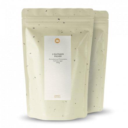 L-Glutamin Pulver Aus Fermentation, Vegan