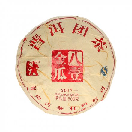 Pu Erh Tee - Shou Lancang Jing Mai Bayi Jingua 2017