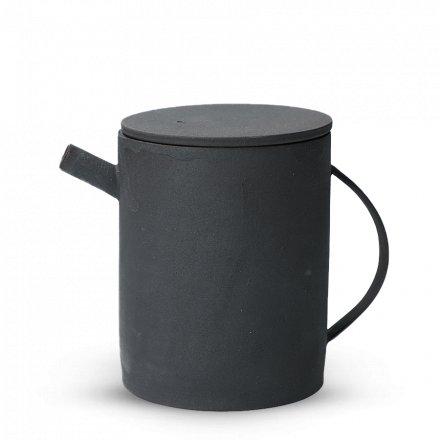 Tea Pot  New Black