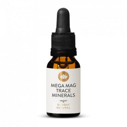 Magnesium Ionisch Trace Minerals Tropfen