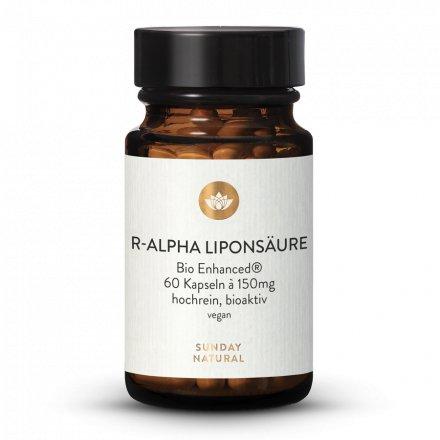 R-Alpha Liponsäure Kapseln Bioaktiv Stabilisiert