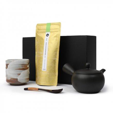 Geschenkset Grüner Tee Bio