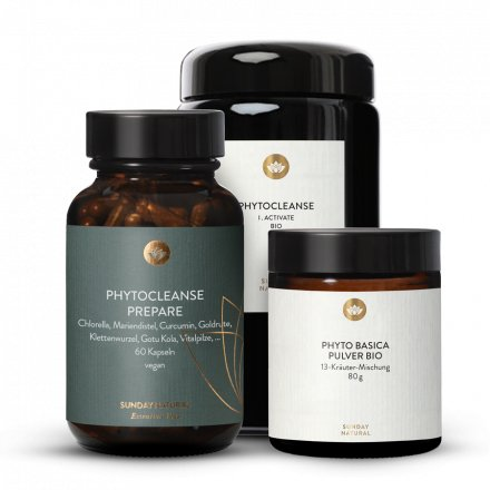 Phytocleanse Activate Set