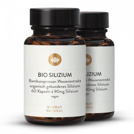 Bio Silizium 90mg Hochdosiert