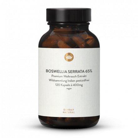 Weihrauch Kapseln Boswellia Serrata 65% Kapseln