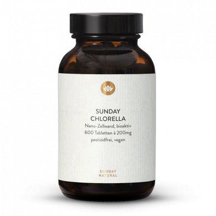 Sunday Chlorella Tabletten
