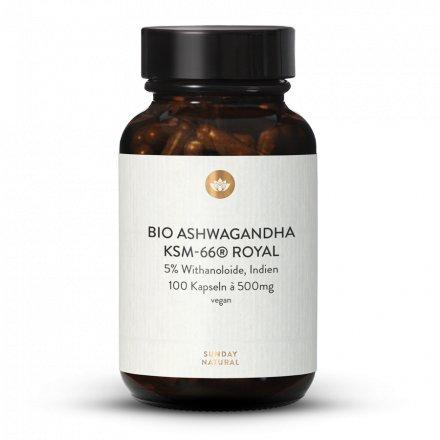 Bio Ashwagandha KSM-66® Royal