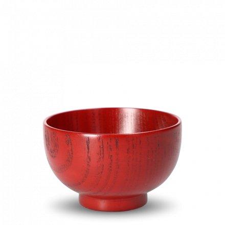 Japanisches Geschirr Holz Kyōgata Rot