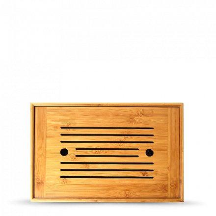 Teeboot Bamboo Mittelgroß