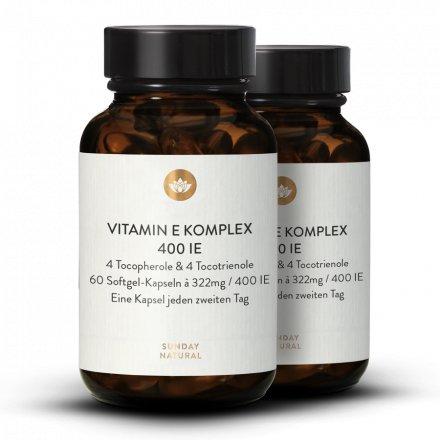Vitamin E Komplex 400 IE