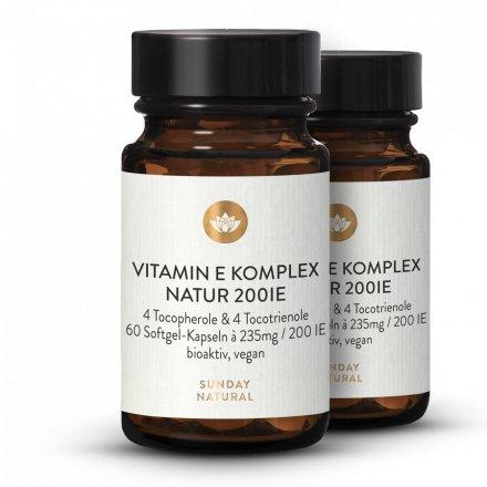 Vitamin E Komplex Natur 200 IE