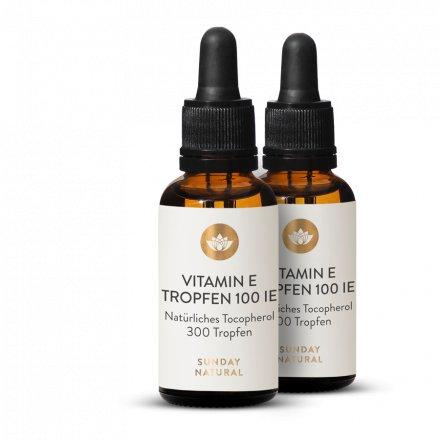 Vitamin E Tropfen 100 IE
