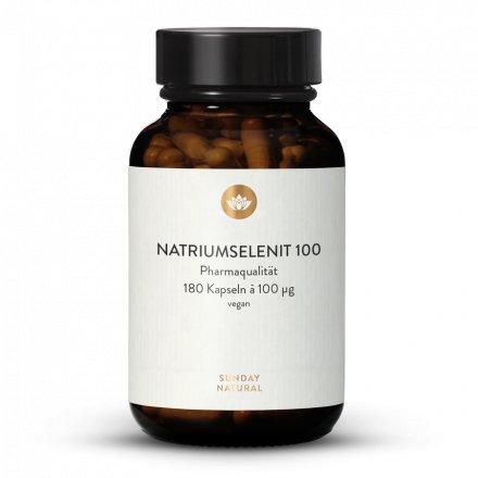 Natriumselenit 100µg Kapseln