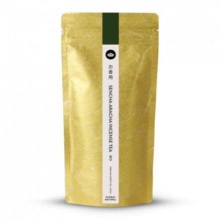 Sencha Aracha Incense Tea