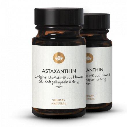 Astaxanthin 4mg Softgels