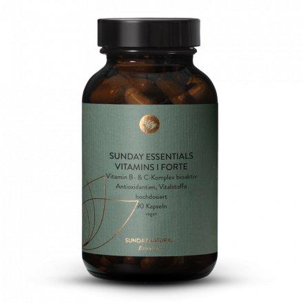 Vitamins I Antiox Forte Sunday Essentials