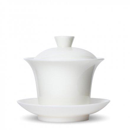 Gaiwan Glänzend Weiß