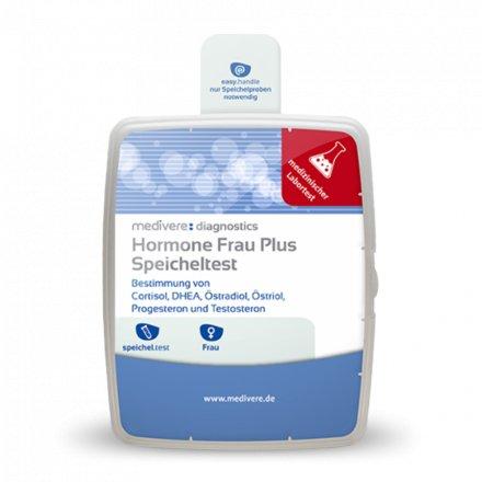 Hormonprofil Frau +  Speicheltest