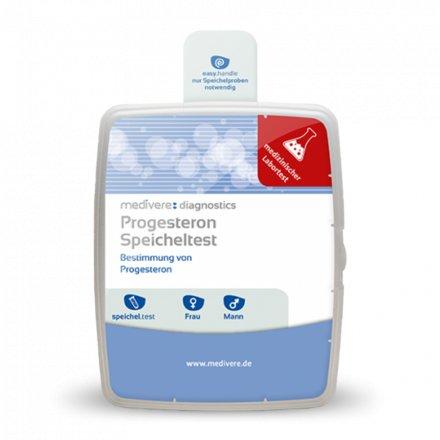 Progesteron Speicheltest