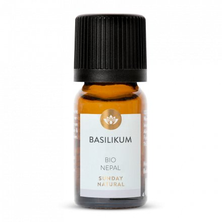Basilikumöl bio