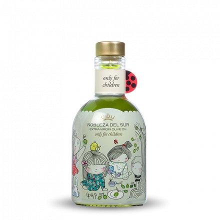 Olivenöl Spanien Virgen Extra Bio NOBLEZA DEL SUR FÜR KINDER
