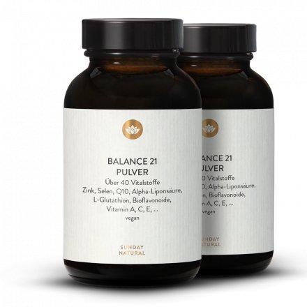 Balance 21 Pulver
