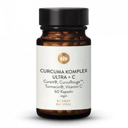 Curcuma Komplex Ultra + C