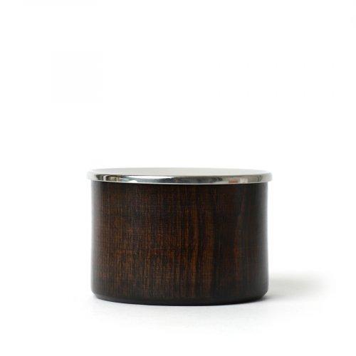 Chakoboshi Japan Holz Kuro-Urushi