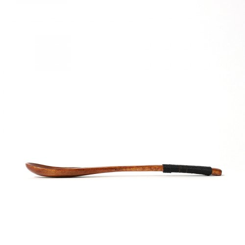Japanischer Teelöffel Holz Natur