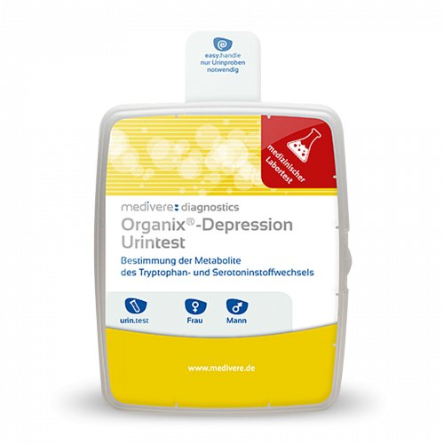 Organix Depression Urintest