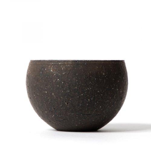 Takashi Endoh Black Round Cup