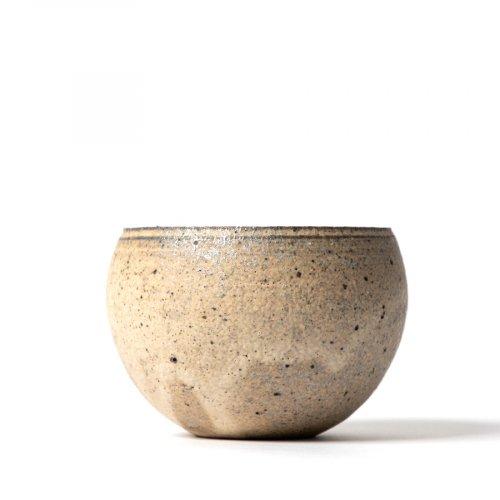 Takashi Endoh White Round Cup