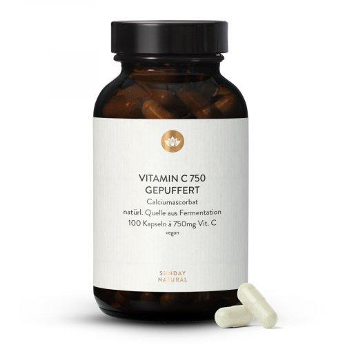 Vitamin C 750 Calciumascorbat