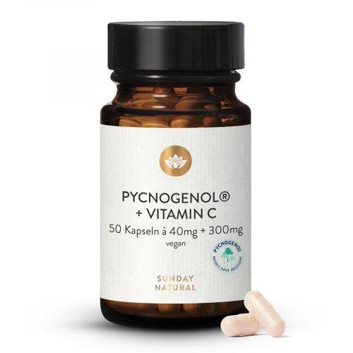 Pycnogenol® 40 + C Kiefernrindenextrakt