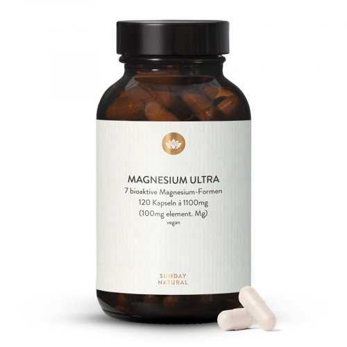 Magnesium Komplex Ultra Kapseln