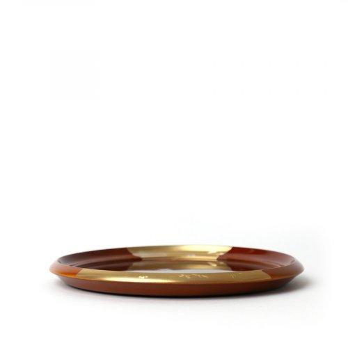 Teetablett Japan Holz Shunkei Kyoraku