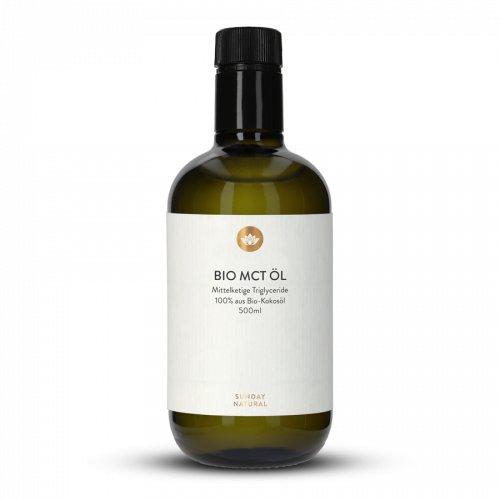 Bio MCT Öl C8 + C10