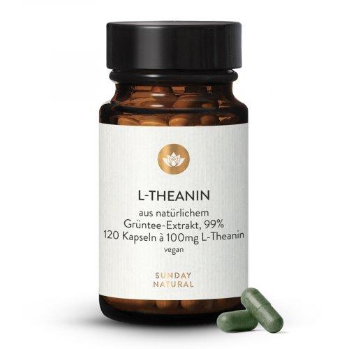 Grüntee Extrakt L-Theanin