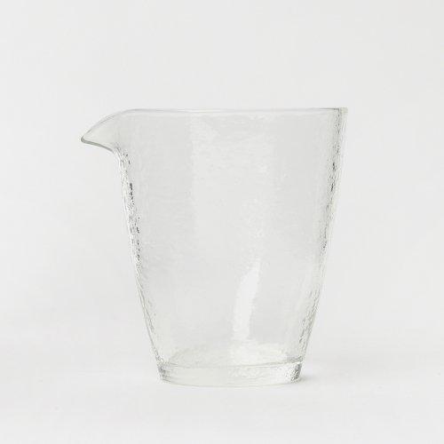 Cha Hai Dekanter Aus Glas, Schmale Form, 230ml